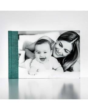Silverbook 30x20cm mit Acryl
