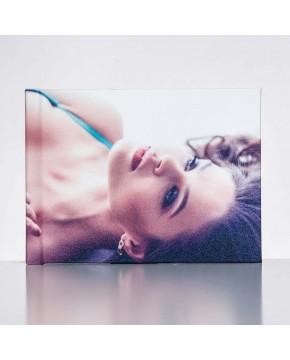 Silverbook 20x15cm mit Fotoeinband