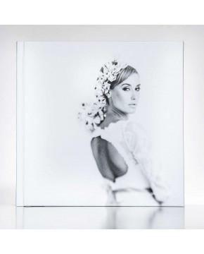 Silverbook 30x30cm mit Fotoeinband