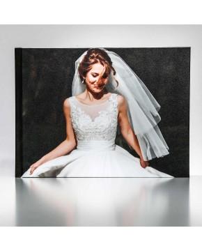 Silverbook 40x30cm mit Fotoeinband