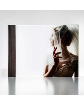 Silverbook 40x30cm mit Acryl