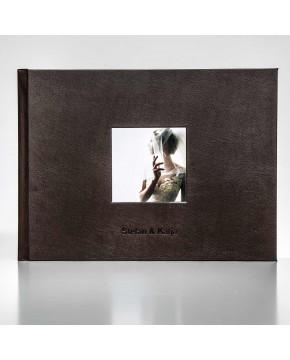 Silverbook 40x30cm mit Vertiefung